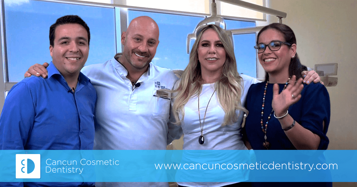 Affordable dental care with the best team in Cancun Cosmetic Dentistry!