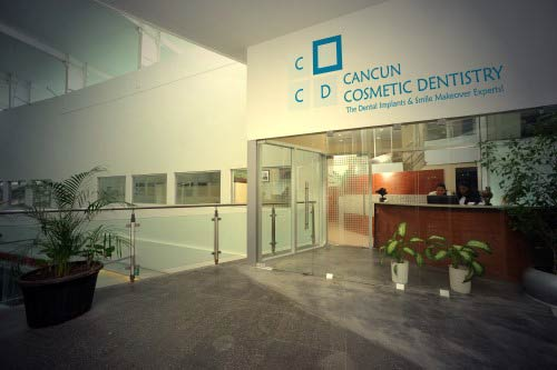 Cancun Dental clinic.