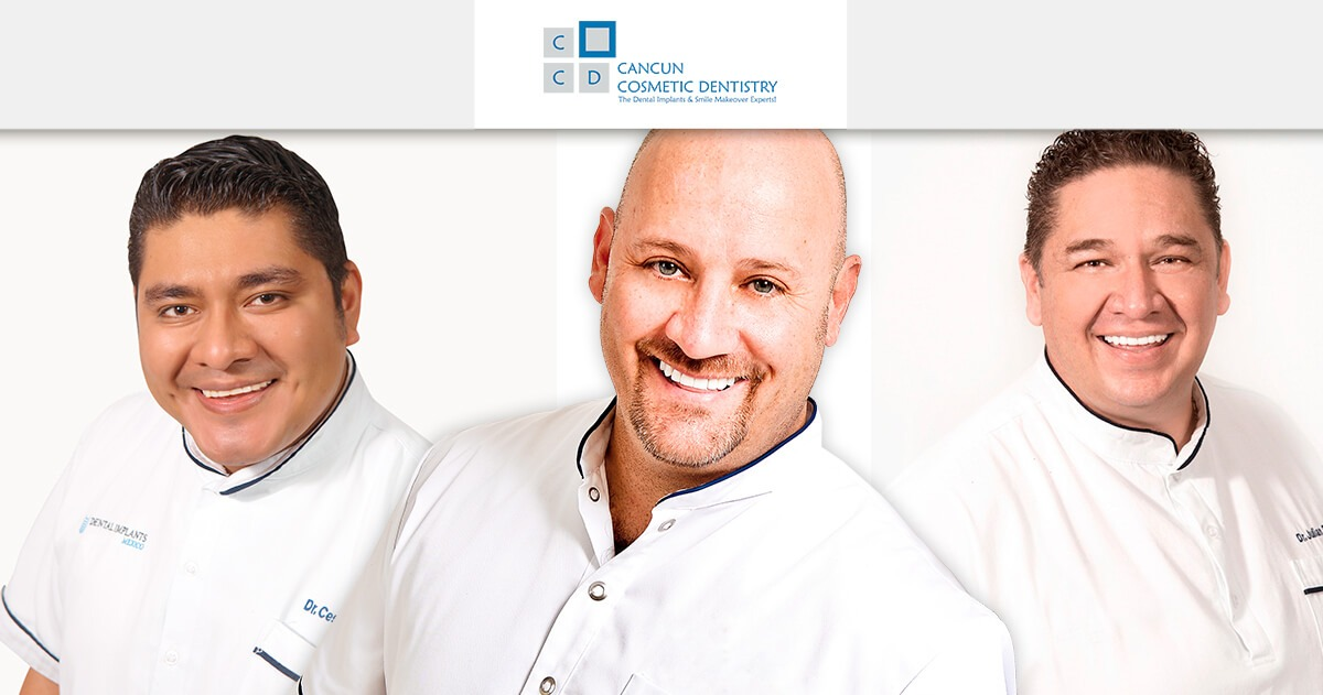 We are the dental implant experts! - Cancun Cosmetic Dentistry