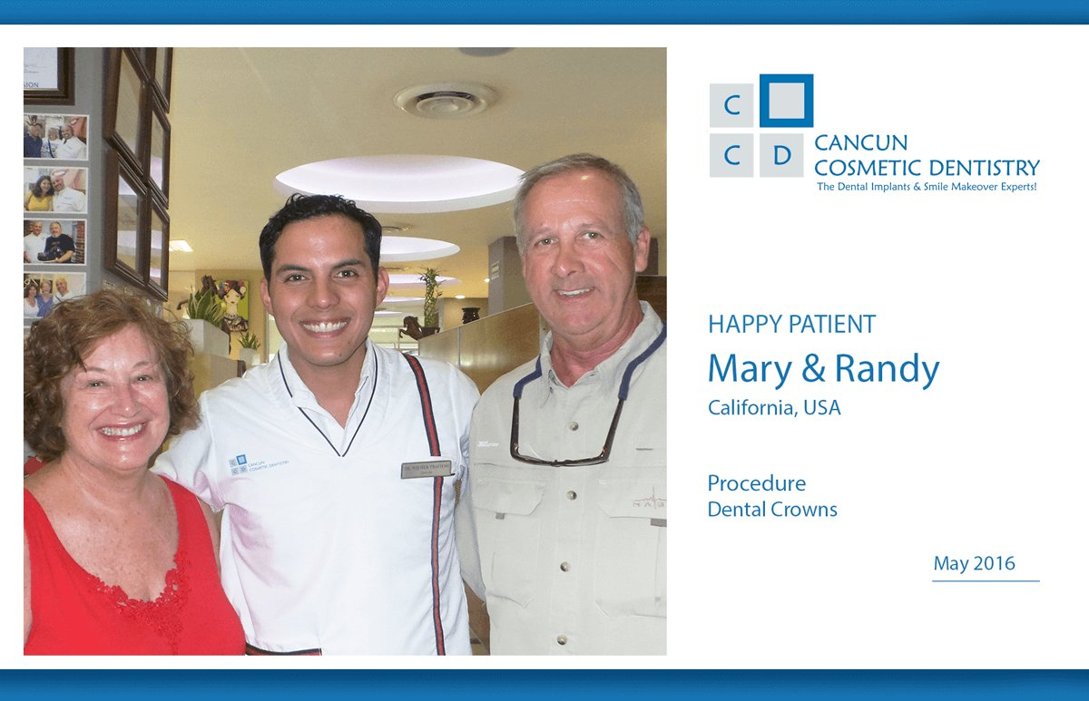 Dental Crowns cost in Cancun